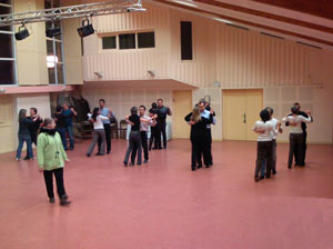 Danse avec top form for Cours de danse de salon 92